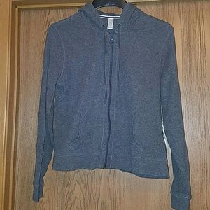 (3 for $20) Gray hoodie